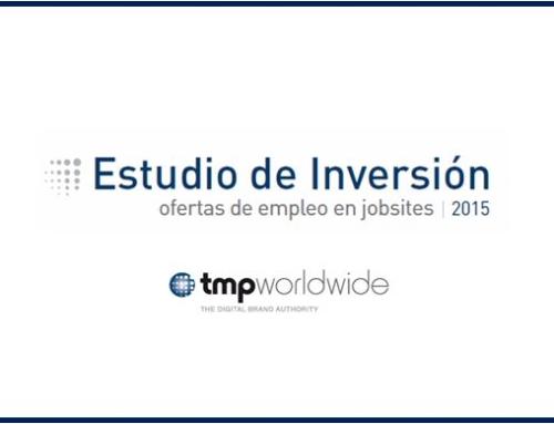 Ya está disponible el Estudio de Inversión: ofertas de empleo en jobsites 2015