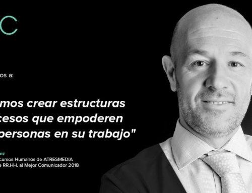 Entrevistas WTC: Lucio Fernández sobre la comunicación en Recursos Humanos