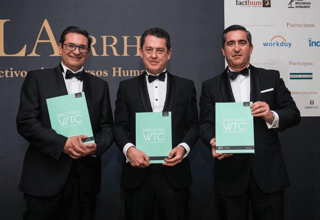 WTC promotor Gala de Recursos Humanos