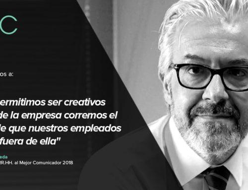 Comunicación de Recursos Humanos con Juan Manuel Rueda