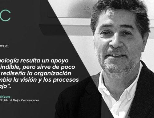 La importancia de la comunicación en Recursos Humanos: entrevista a Luis Expósito Rodríguez